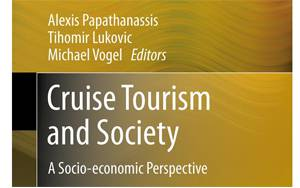 "Cover des Buches ""Cruise Tourism and Society"""