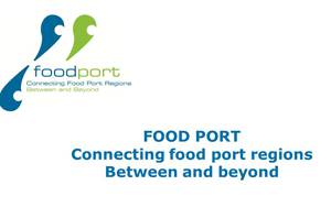 Logos zum Projekt Food Port