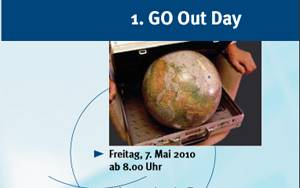 Programmflyer GO Out Day